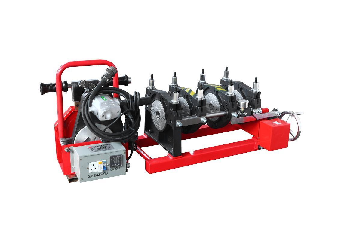Mesin penyambung pipa hdpe type SHD 160