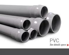 Pipa PVC SNI Air Limbah