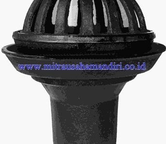 Harga Roof drain cast iron, Jual Roof drain cast iron, Agen Roof drain cast iron